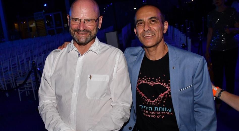 רוני גמזו ויורם טורבוביץ'