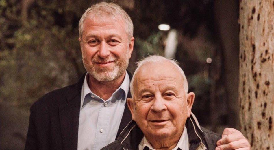 רומן אברמוביץ', דודו לייב