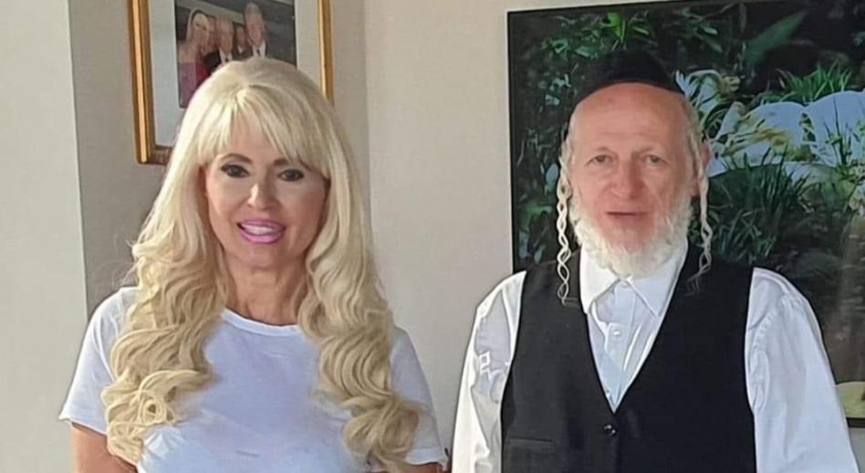 יהודה משי זהב ופנינה רוזנבלום