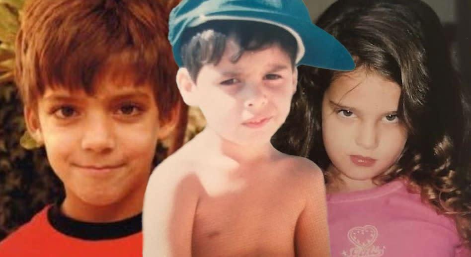 ילדים שהפכו למפורסמים