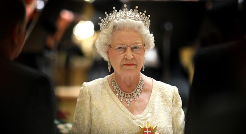 המלכה אליזבת'