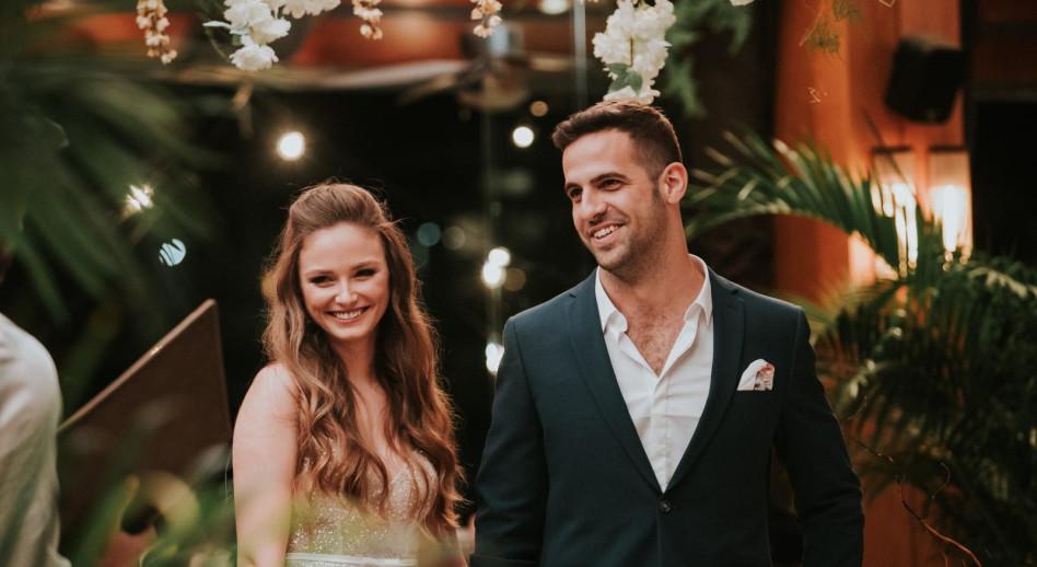 קארין שניידרמן, איתמר עמי, חתונה ממבט ראשון