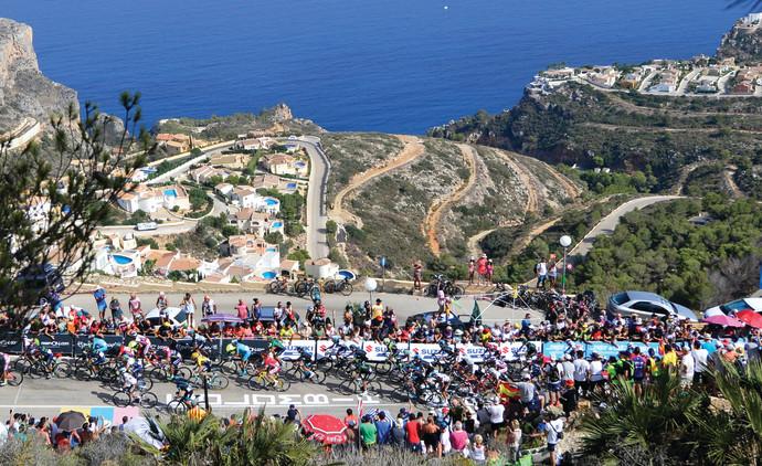 מרוץ הוואלטה של ספרד, תיירות