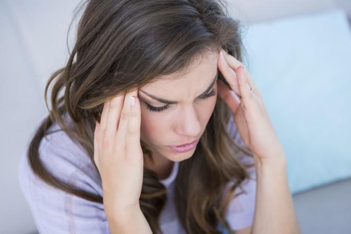אילוסטרציה, כאב ראש, מיגרנה