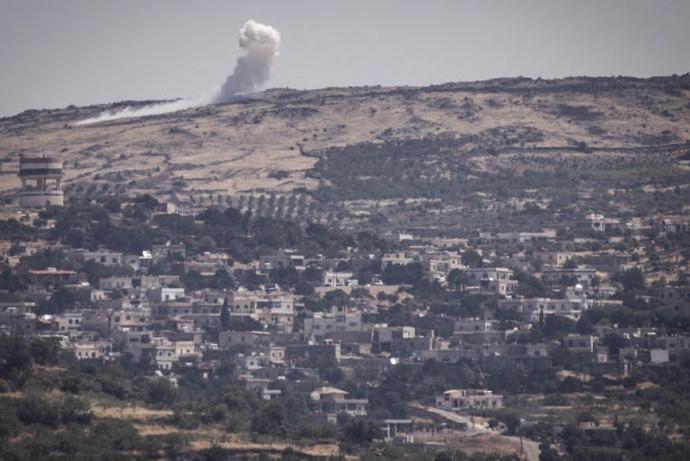 רמת הגולן, גבול ישראל סוריה, ארכיון