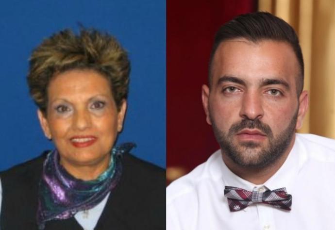 לבנה מליחי ויוסי קירמה, שנרצחו בפיגוע בירושלים