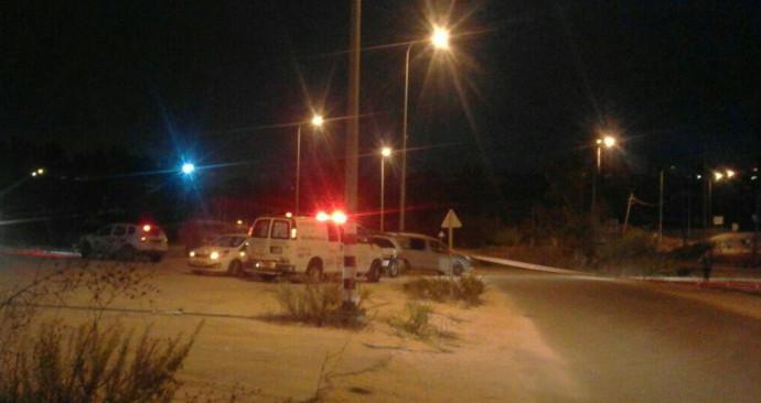 פיגוע הירי סמוך ליד בית אל