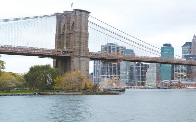 גשר ברוקלין, ניו יורק, תיירות