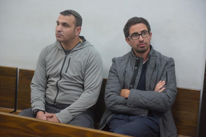 אלון קסטיאל בהארכת מעצרו