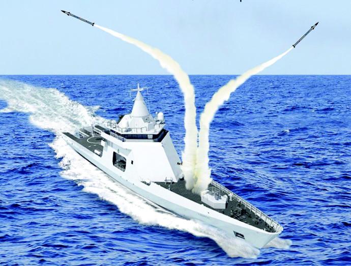 הדמיה של ספינת סער 6