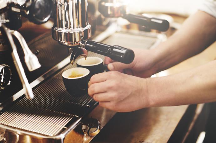 מכונת קפה, אילוסטרציה