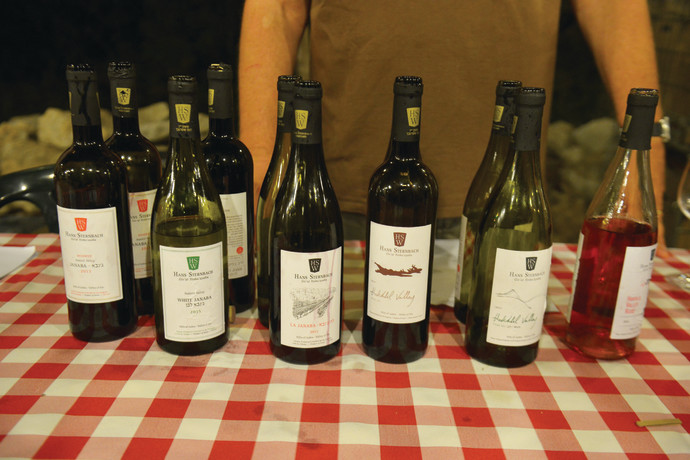 יינות משק יין הנס שטרנבך