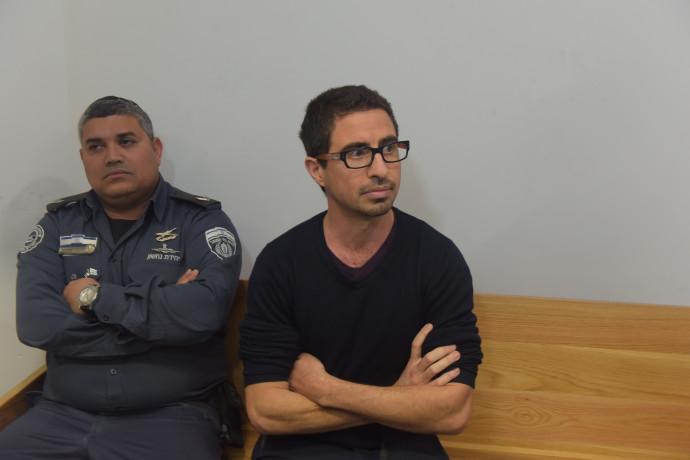 אלון קסטיאל בבית המשפט