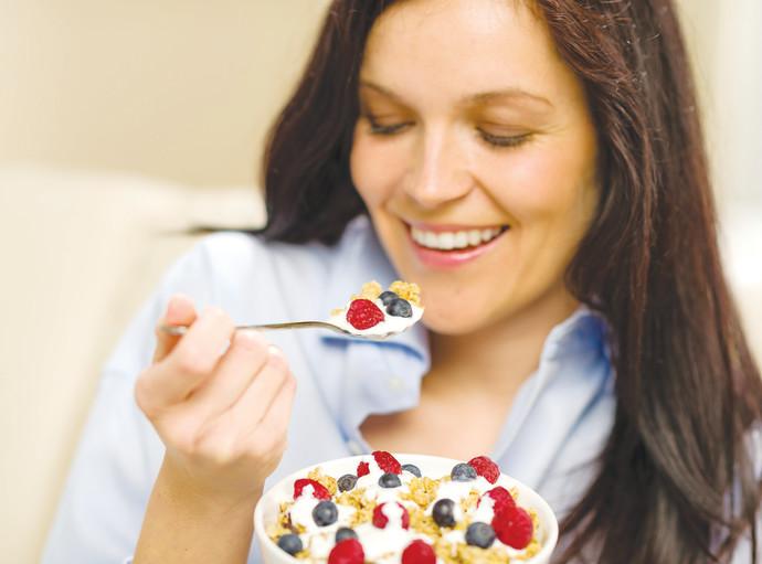 תזונה נכונה, אילוסטרציה