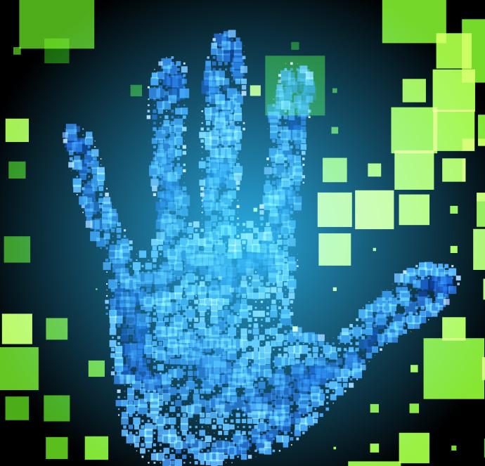טביעת אצבע ביומטרית