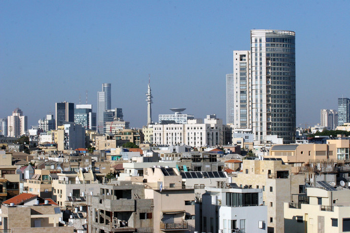מרכז תל אביב