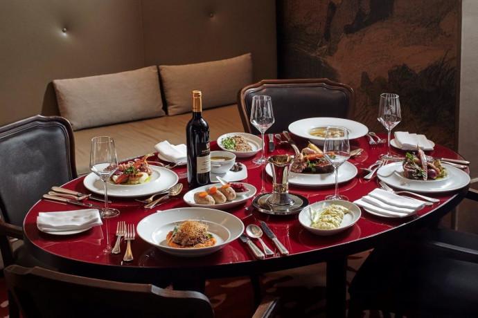 ארוחת ליל הסדר במלון מצודת דוד