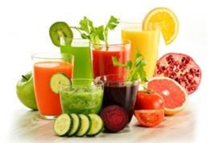 מיצי פירות וירקות