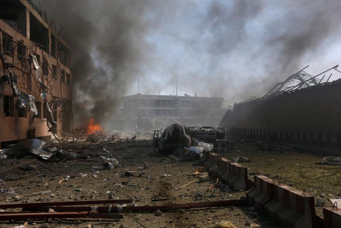 פיגוע באפגניסטן
