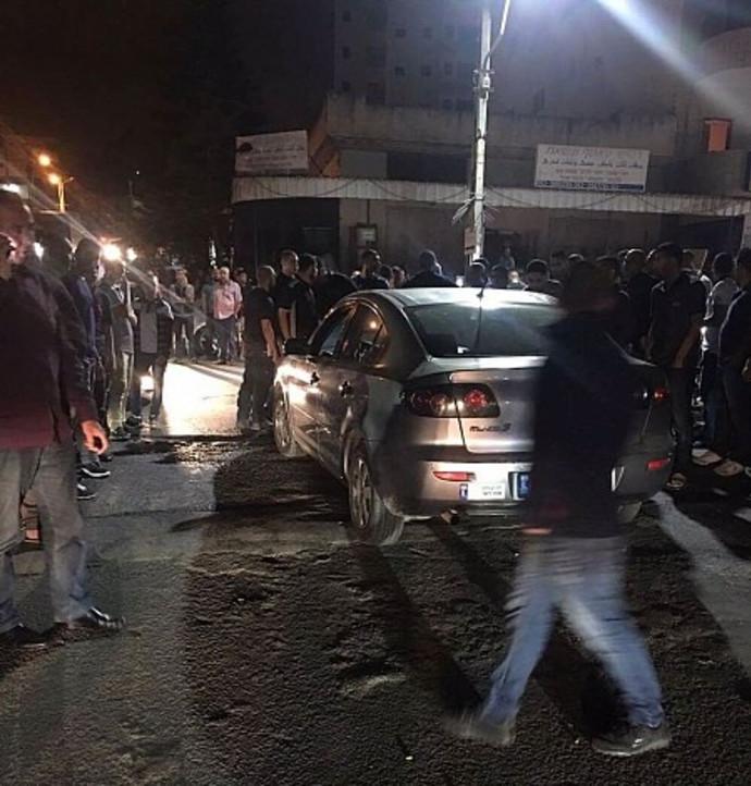 מהומות בכפר קאסם לאחר הרצח