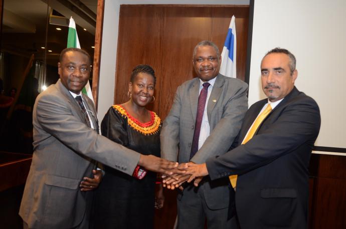 צוות שגרירות טנזניה לישראל