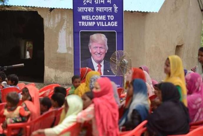 כפר טראמפ בהודו