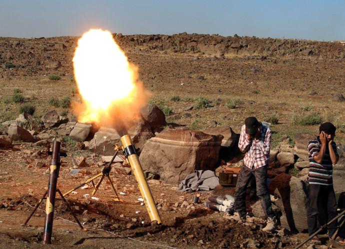 מורדים בסוריה