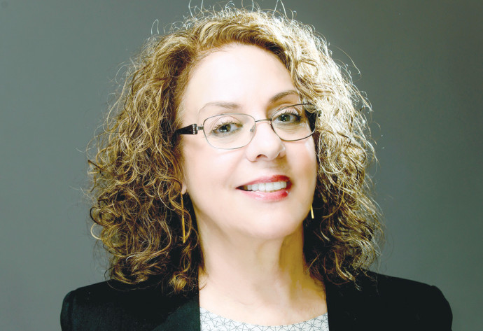 פרופ' רבקה כרמי, נשיאת אוניברסיטת בן־גוריון