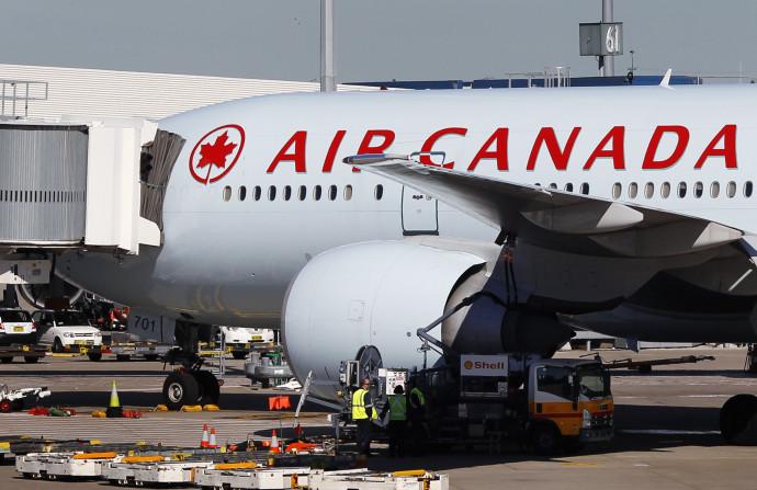 מטוס אייר קנדה