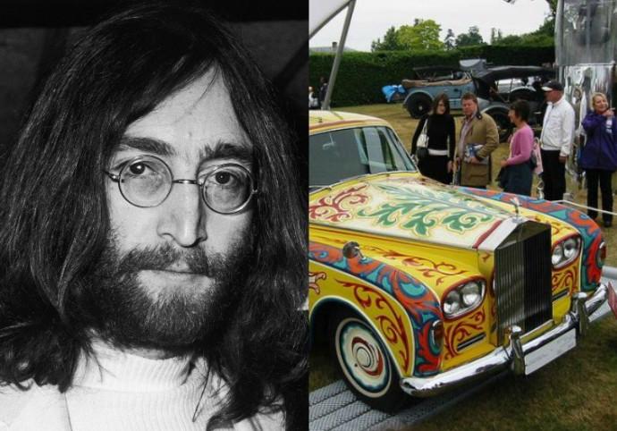 הרכב של ג'ון לנון