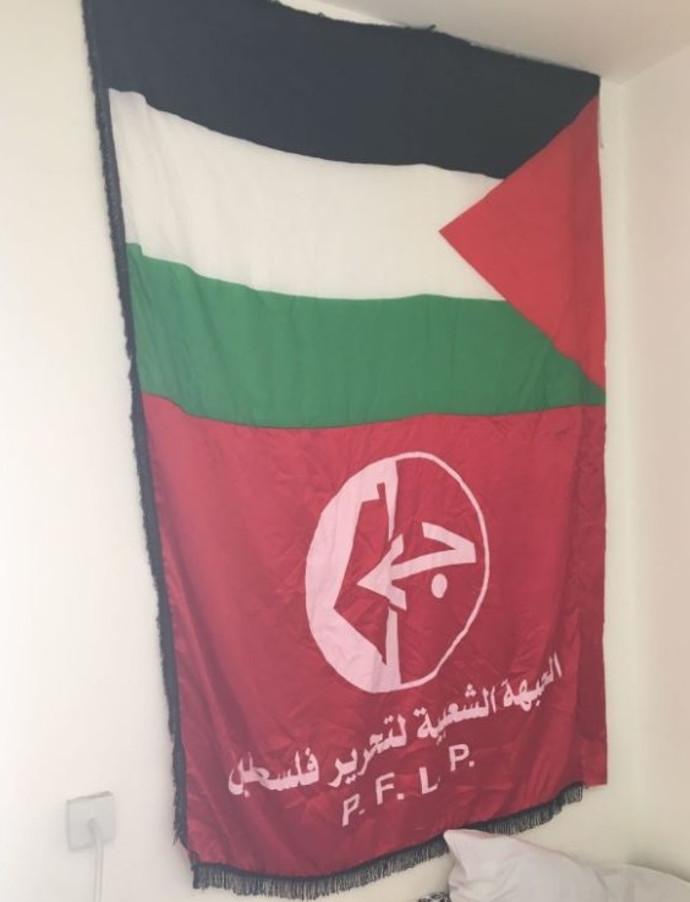 דגל החזית העממית לשחרור פלסטין