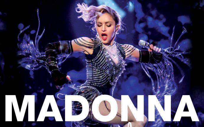 מדונה, MADONNA: Rebel Heart Tour