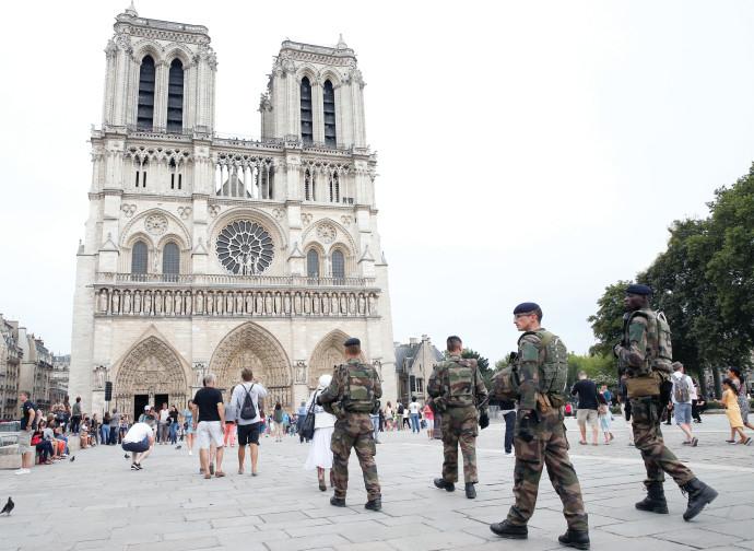 חיילים צרפתים