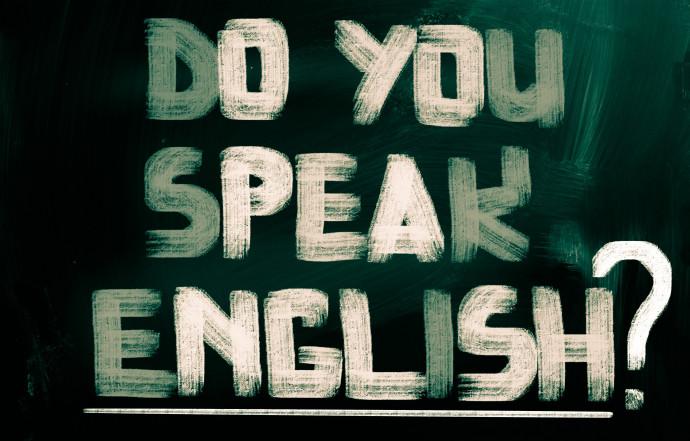 לימודי אנגלית (אילוסטרציה)