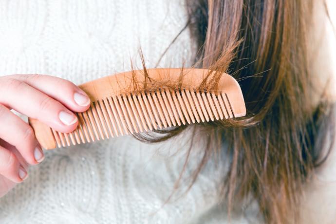 מסרק, שיער, צילום אילוסטרציה