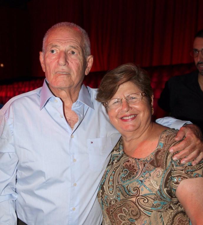 אהרון ולינה קסטרו