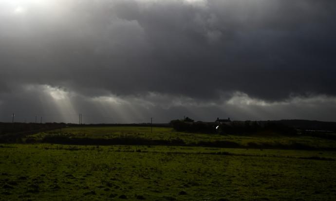 אופליה מגיעה לאירלנד