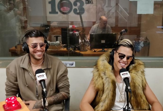 סטטיק ובן אל, 103FM