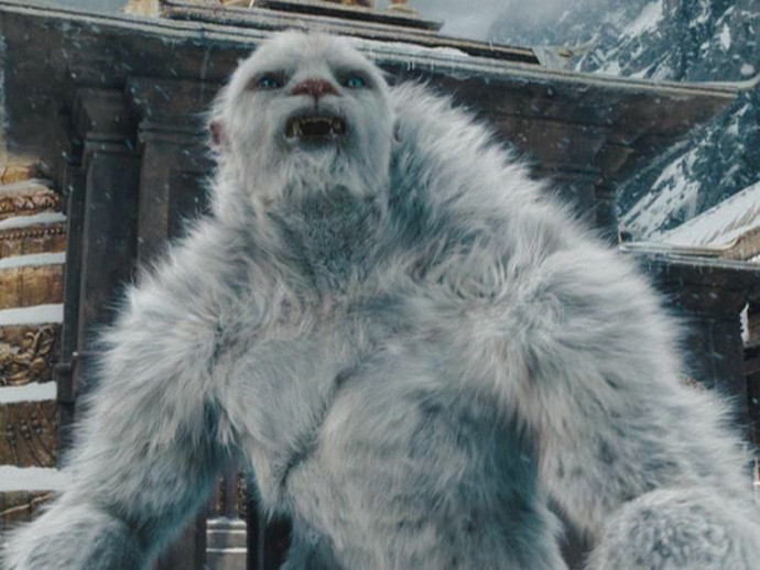 יטי איש שלג