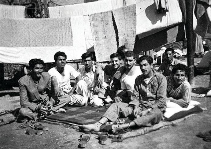 אסירים יהודים בכלא בבגדד