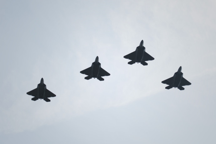 מטוסי F-22