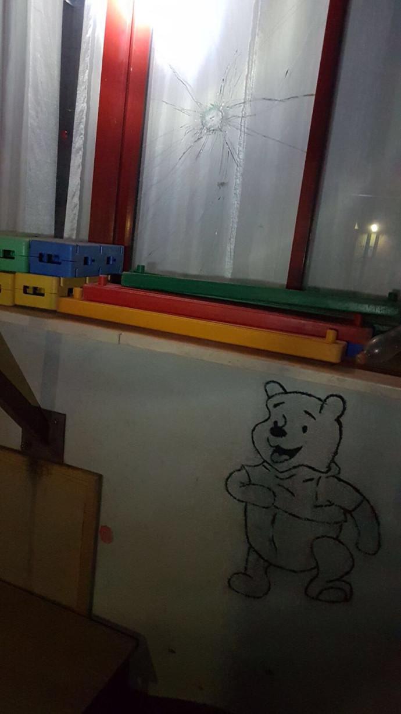 רקטה אותרה בגן ילדים בשדרות