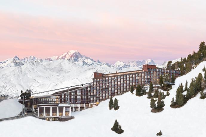 מועדון הסקי Club Med Arcs Extreme באלפים הצרפתיים