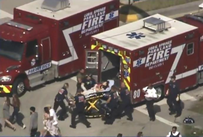 אירוע הירי בבית הספר בפלורידה