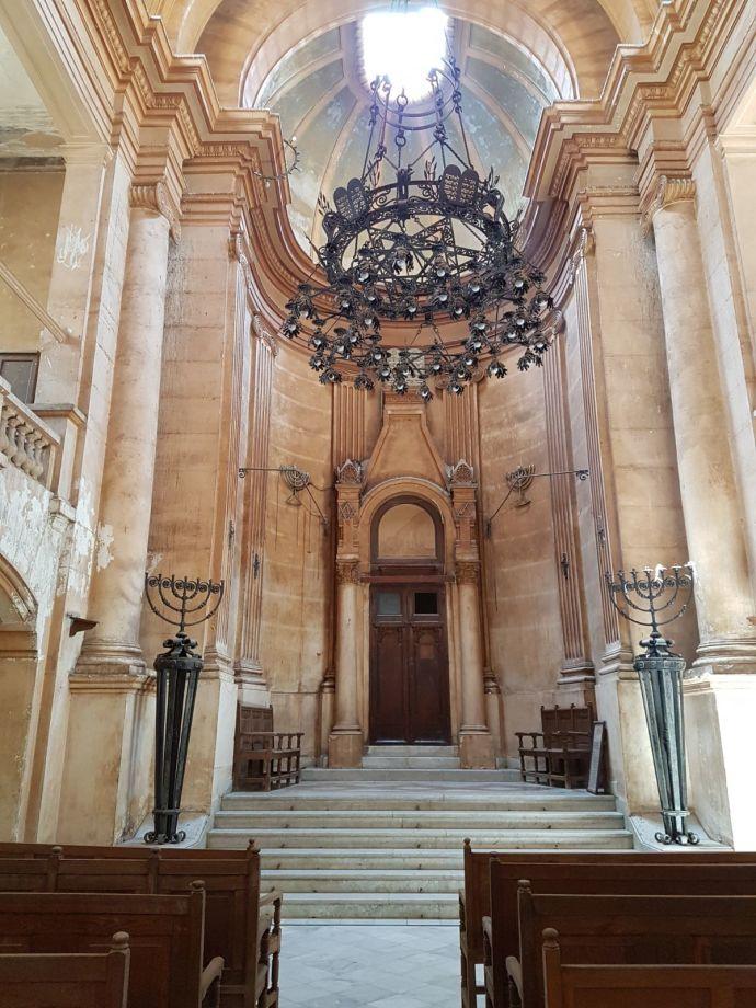 בית הכנסת ויטלי מדג'אר במצרים