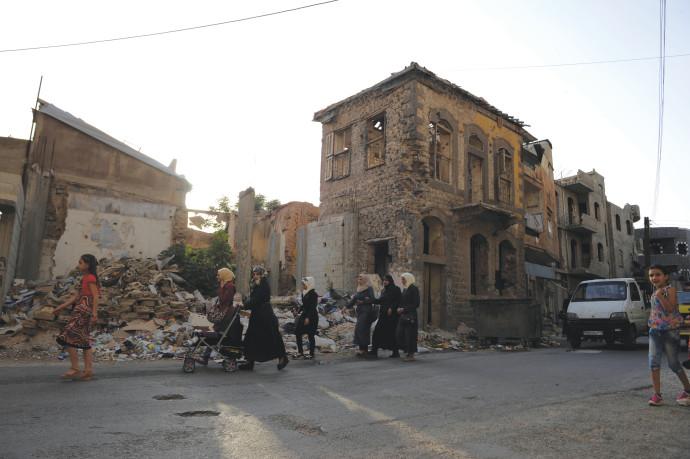 אזרחיות בסוריה