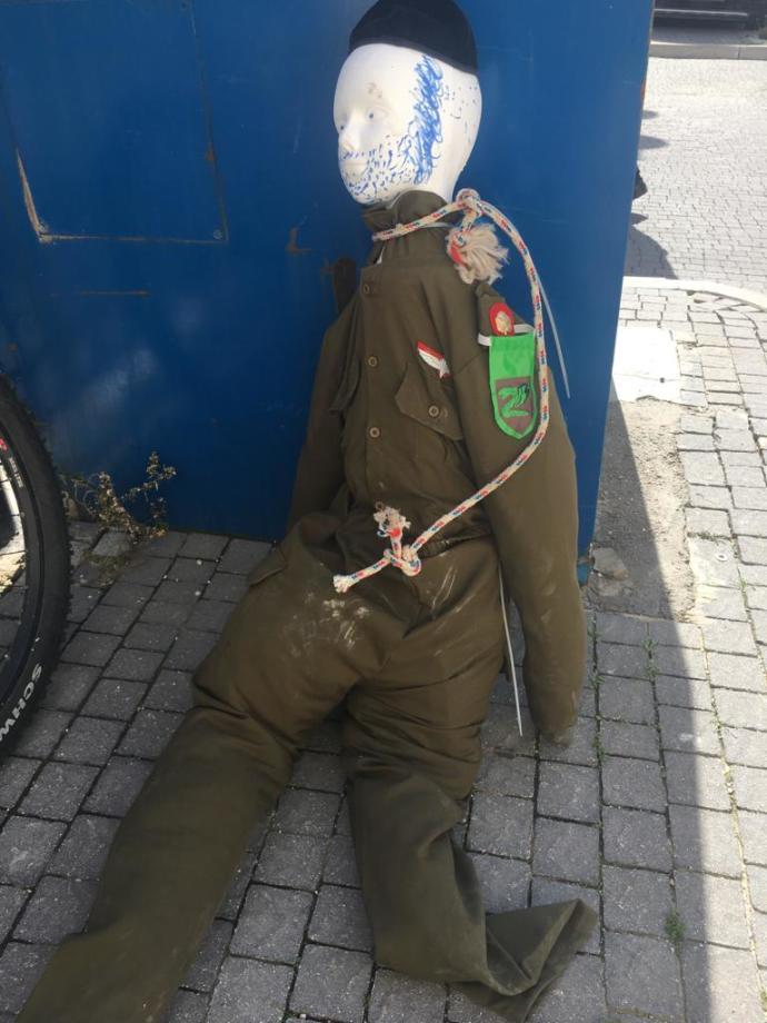 בובת החייל במאה שערים