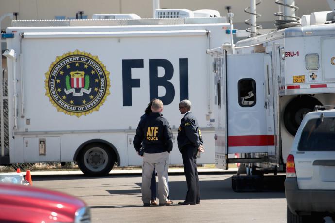 צוות FBI, אילוסטרציה