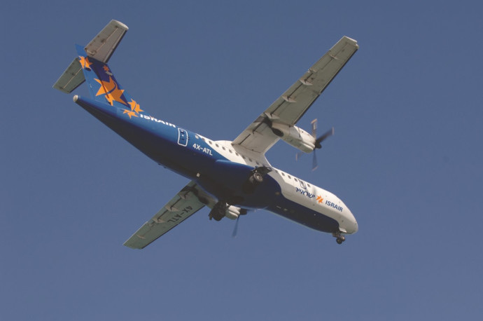 מטוס ישראייר