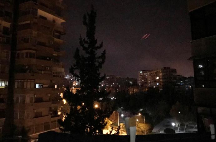 תקיפה אמריקאית בסוריה